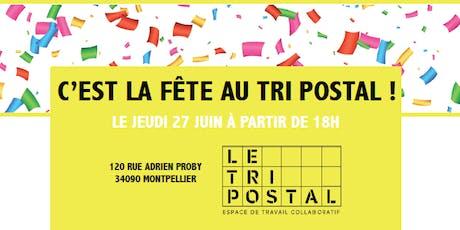 C'est la fête au Tri Postal !  billets