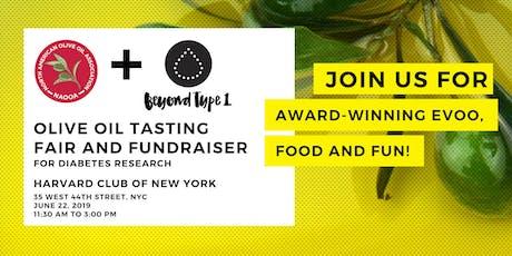 Olive Oil Tasting Fair & Fundraiser for Diabetes R tickets