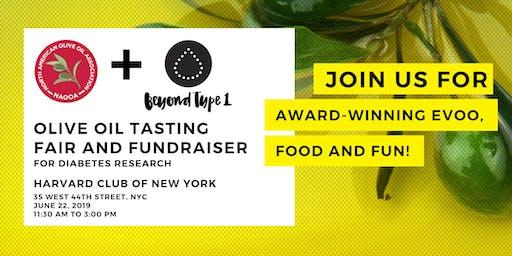 Olive Oil Tasting Fair & Fundraiser for Diabetes Research