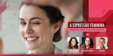 O impacto da sua imagem pessoal - No dia a dia e no seu trabalho ingressos