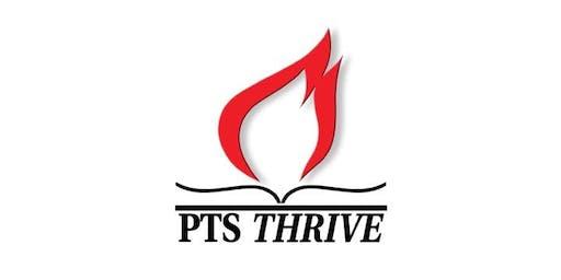 PTS Thrive Coaching/Mentoring Training