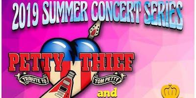 Wilridge 2019 Summer Concert Series. Tom Petty