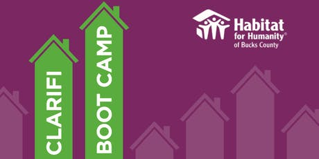 Habitat for Humanity Financial Boot Camp - August 2019 - Bucks County tickets