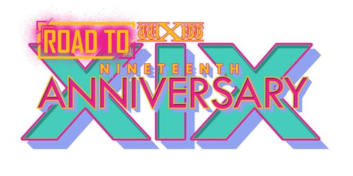 wXw Wrestling: Road to 19th Anniversary - Dresden