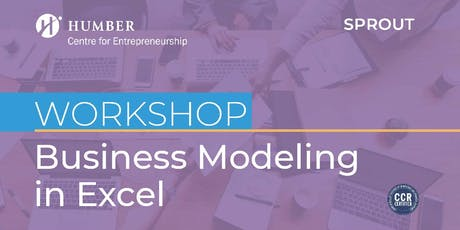 Sprout: Business Modelling in Excel (North Campus) tickets