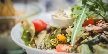 Simple Fresh Salads and Dressings - Summer Lunch Break Series tickets