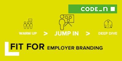 JUMP IN  Employer Branding powered by CODE_n und emplify
