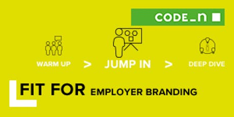 JUMP IN  Employer Branding powered by CODE_n und emplify Tickets