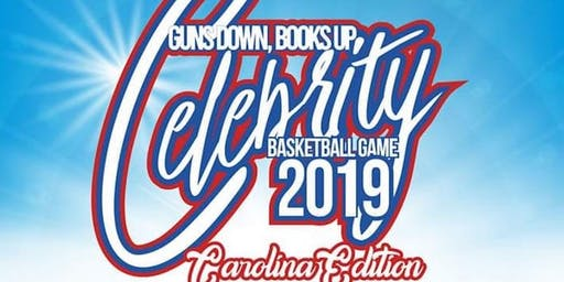 Guns Down, Books Up: Celebrity Basketball Game 2019
