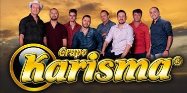 Grupo Karisma no Bailão do Casarão 28/06 Fraiburgo/SC