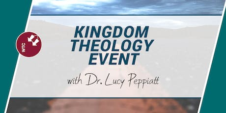 South London Kingdom Theology Evening tickets