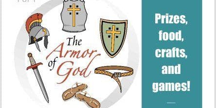 The Armor of GOD -Vacation Bible School