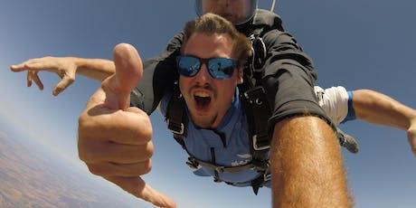 Skydiving Portugal - Stop Wishing. Start Doing. bilhetes