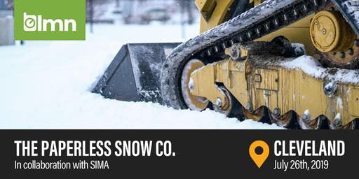 The Paperless Snow Co.- Cleveland, OH