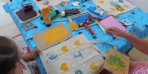 Bag Printing Workshop