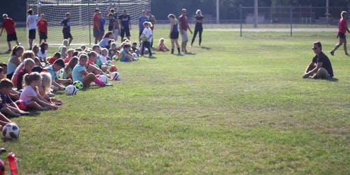 Benzie Central Soccer Camp