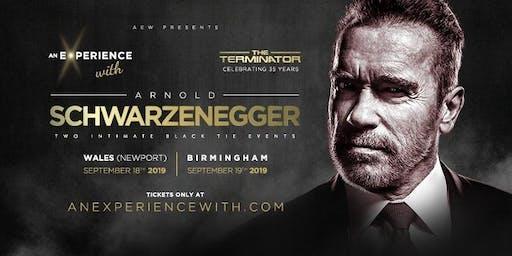 An Experience With Arnold Schwarzenegger 2019 (Birmingham)