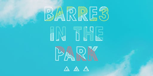 barre3 In The Park with Lululemon