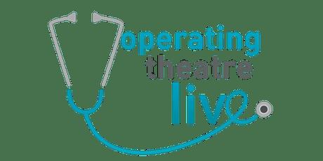 OPERATING THEATRE LIVE | BLACKBURN 25th OCTOBER 2019 tickets