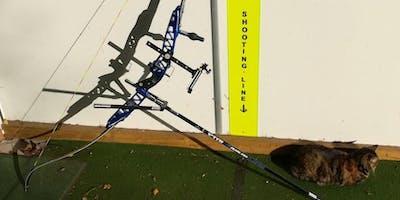 Archery Level 1 Coaching Course  Autumn 2019 19L133
