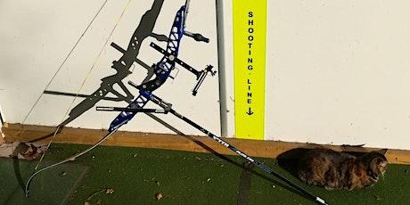 Archery Session Coach (Level 1) Coaching Course  20L107 tickets