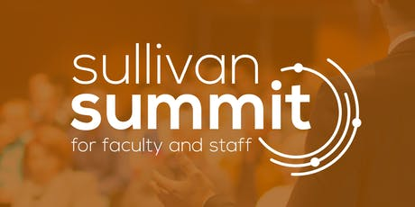 Sullivan Summit - Spring 2020 tickets