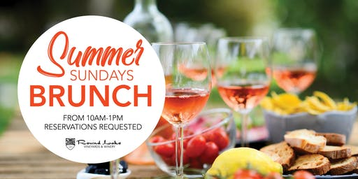 Summer Sunday Brunch