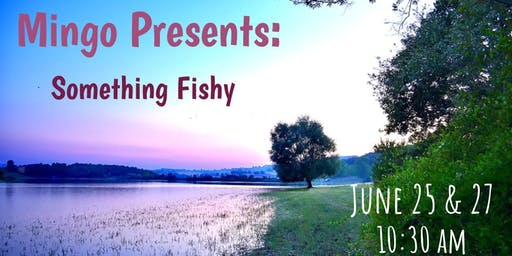Mingo Storytime at the Library: Something Fishy