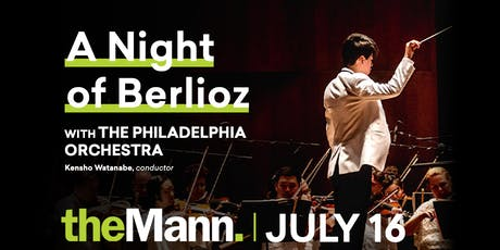 Access the Arts: A Night of Berlioz with The Philadelphia Orchestra tickets