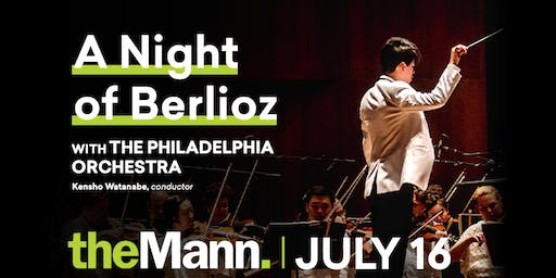 Access the Arts: A Night of Berlioz with The Philadelphia Orchestra
