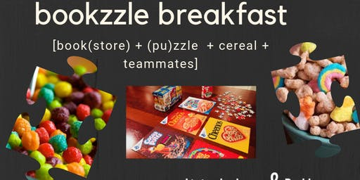 Bookzzle Breakfast Puzzle Competition
