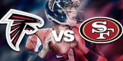 Atlanta Falcons at San Fran 49ers Weekend Takeover