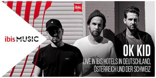 ibis Music: OK KID, Wien