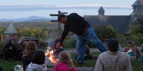 Summer Campfire with Abenaki Chief Don Stevens: Abenaki Drumming and Life on the Land tickets