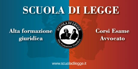 Scuola di Legge - Open Day Milano biglietti