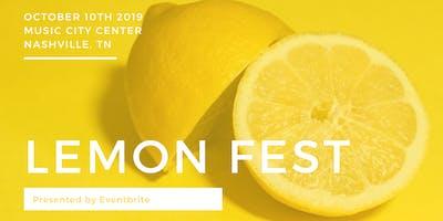 2019 Lemon Fest