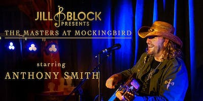 Jill Block Presents: The Masters starring Anthony Smith