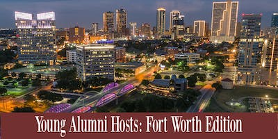 Trinity University - Fort Worth - Young Alumni Hosts: Rocking the River