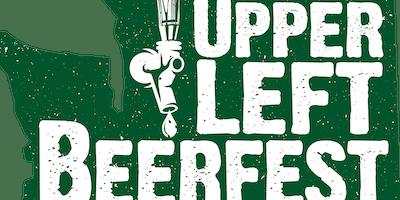 Upper Left Beerfest - Brewer Registration