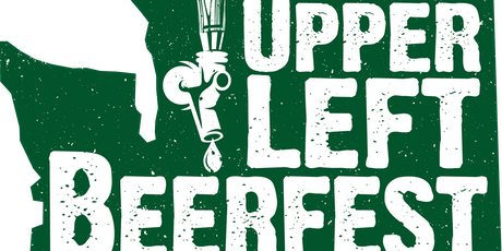 Upper Left Beerfest - Brewer Registration tickets