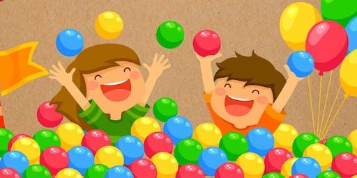 Ladies and Children Eid Party