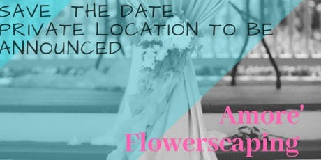 Amore' Flowerscaping Launch Party tickets