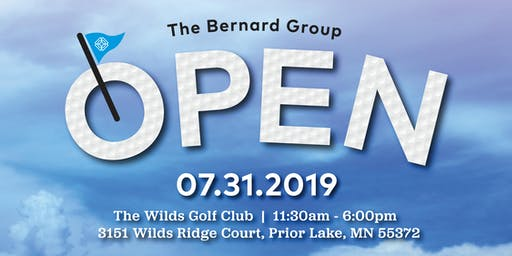 The Bernard Group Open 2019