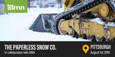 The Paperless Snow Co.- Pittsburgh, PA
