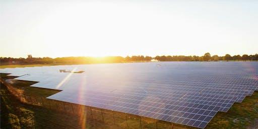 Open Dag Zonnepark Uden - Investeren via ZonnepanelenDelen