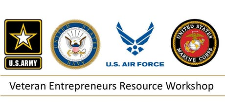 Veteran Entrepreneurs Resource Workshop tickets