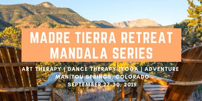 Expressive Therapy Retreat Mandala Series, Art Therapy and Yoga Retreat