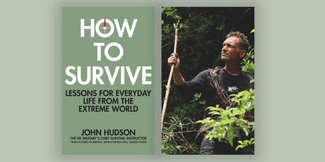 How to Survive: Lessons for Everyday Life from the Extreme World tickets