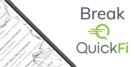 Can You Break QuickFi? tickets