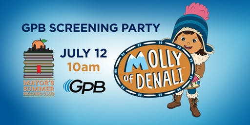 Molly of Denali Screening Party